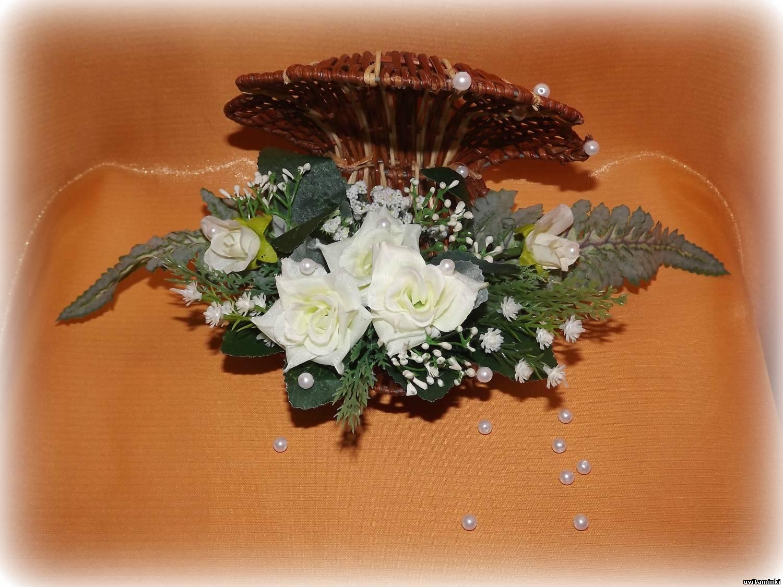 Ракушка для цветов