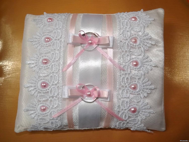Подушка для невесты своими руками 93